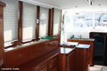 Beneteau Swift Trawler 42  - salon
