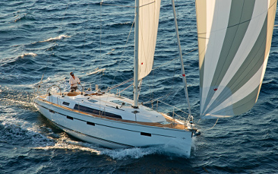 Segelboot Charter in Kroatien - Bavaria Cruiser 41