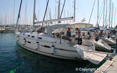 Sailing with Bavaria 45 Cruiser - Sailing yacht charter in Croatia