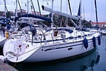 Bavaria 46 Cruiser in the base