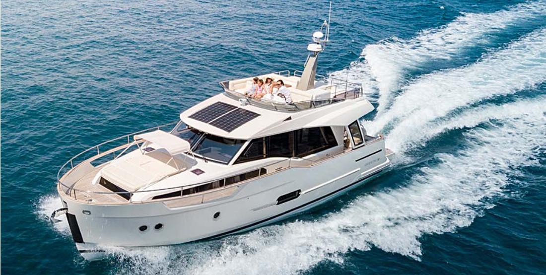 Greenline 48 Fly - Charter in Kroatien