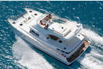 Power catamaran charter in Croatia - charter of motor yacht LAGOON POWER 44