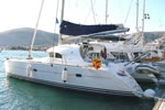 Catamaran yacht charter Croatia - Catamaran Lagoon 380 - in the base