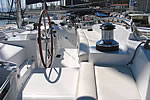 Catamaran charter in Croatia - Lagoon 440 - flybridge