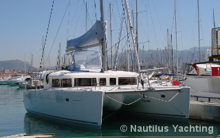 Lagoon 450 special discounts on yacht charter in Croatia