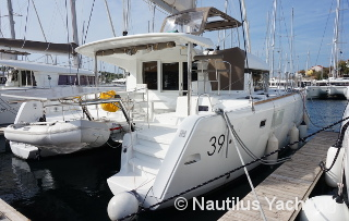 Lagoon 39 4 cabins special offer 6