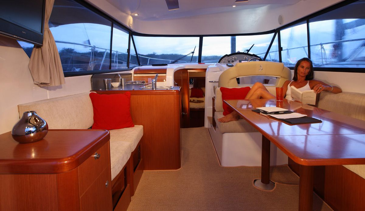 Antares 36 - Yacht charter in Croazia