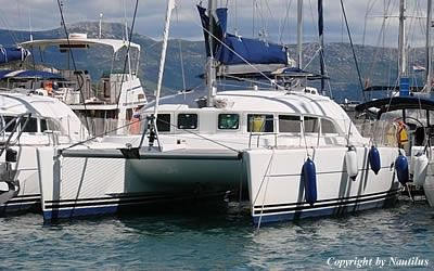 Catamarani Charter in Croazia - Lagoon 380