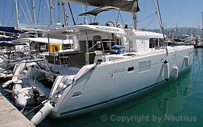 Lagoon 450 Catamarani Charter in Croazia