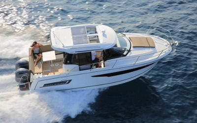 Merry Fisher 895 - Yacht a motore charter Croazia