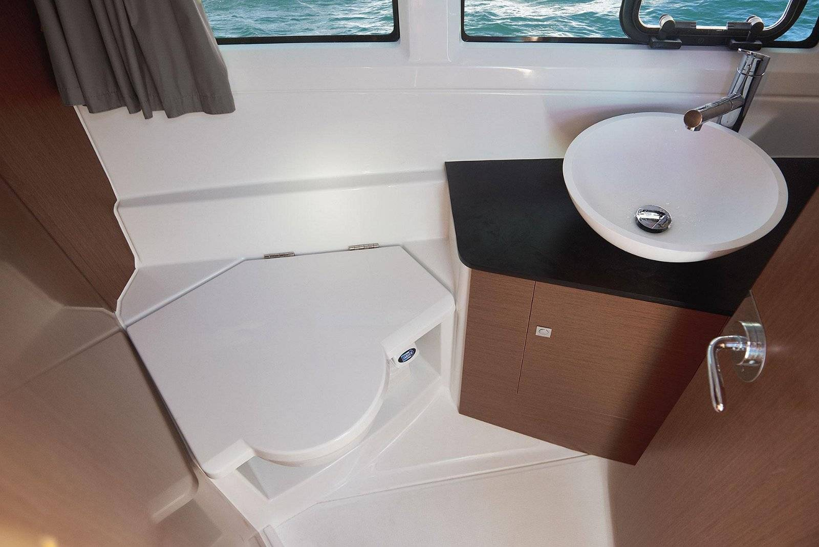 Interior - Merry Fisher 895 Toilet