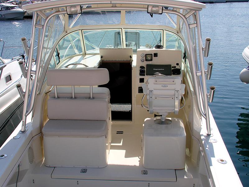 Albemare Express Fisherman 268 - Boat charter in Croatia