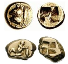 The history of tuna fishing - Coins from Cyzicus
