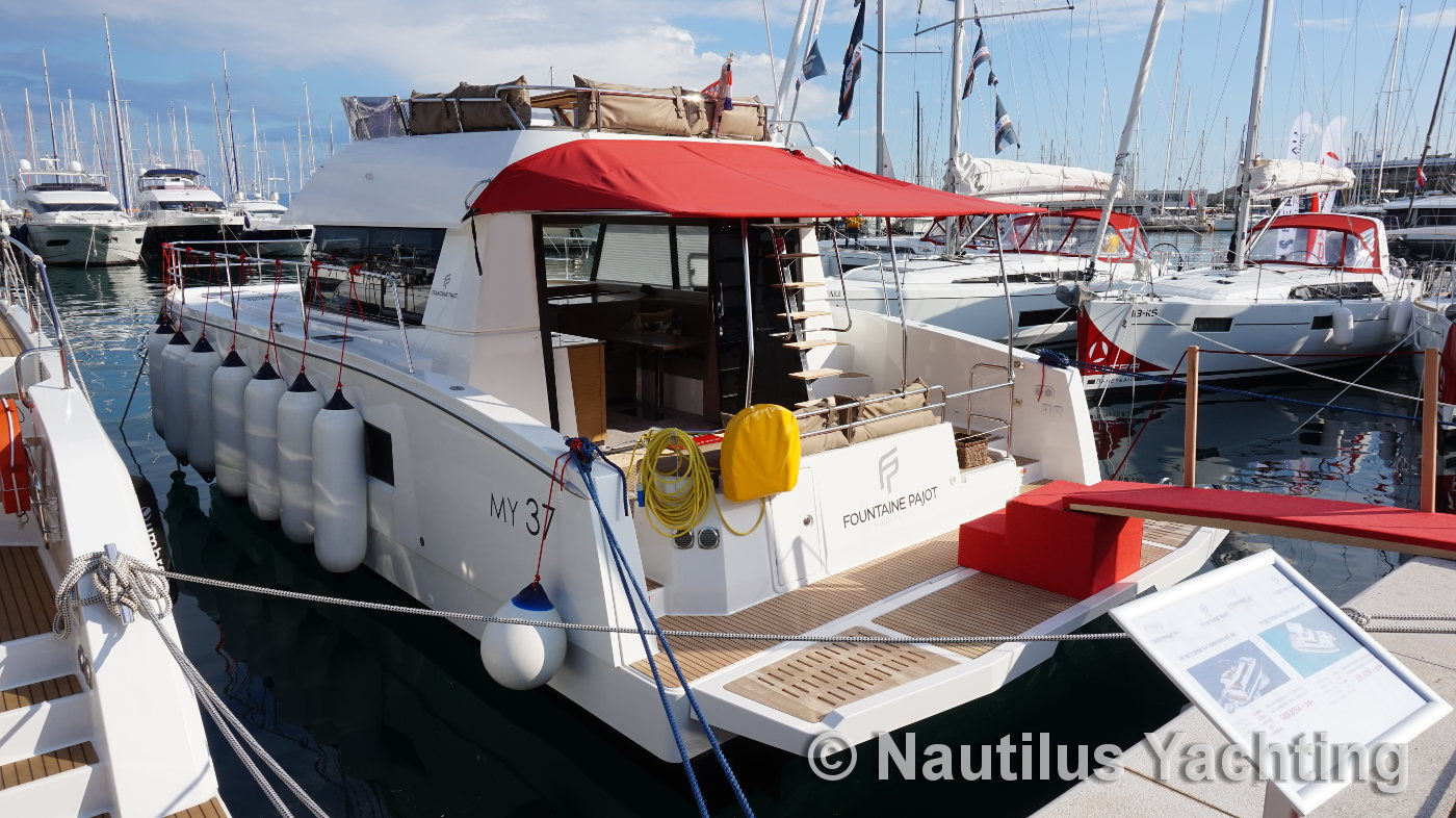 Fountaine Pajot MY 37 in Split, Dalmazia, Croazia