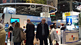 Nautilus Yachting at boat show Dusseldorf 2016