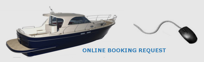 Online yacht booking
