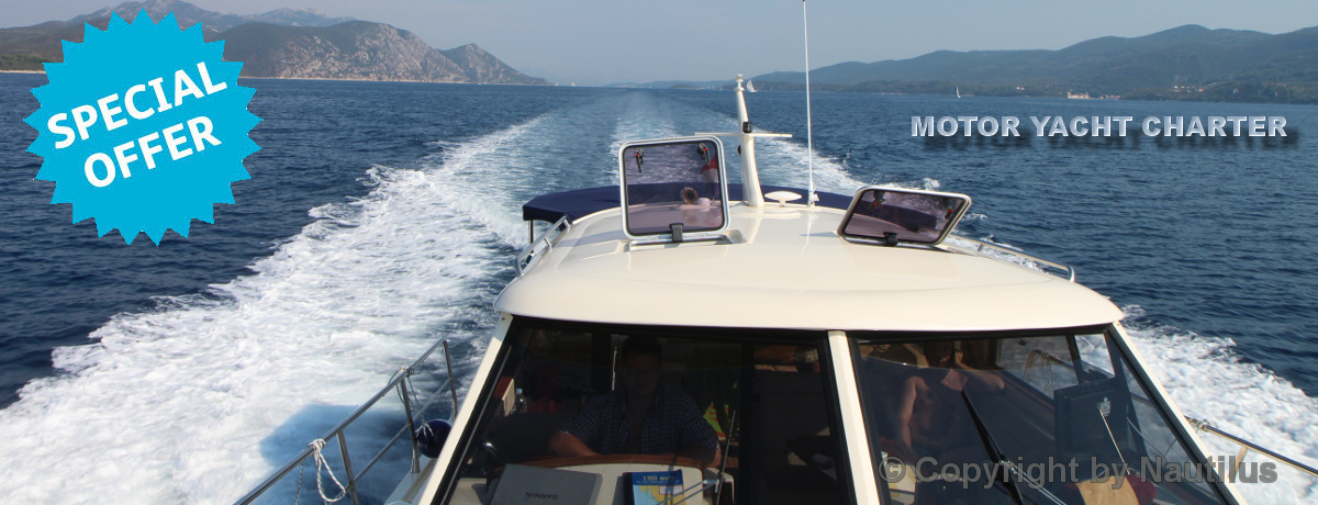 Catamaran charter in Croatia, special offers