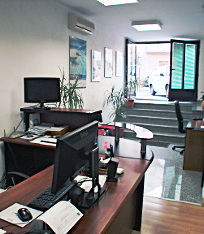Nautilus charter head office in Trogir Croatia