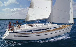 Yacht Bavaria 32 - Sailboat charter Croatia
