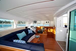 Lagoon Power 44 - Yachtcharter Kroatien -  Salon