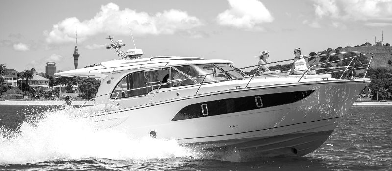 Marex 375 - Hull Design