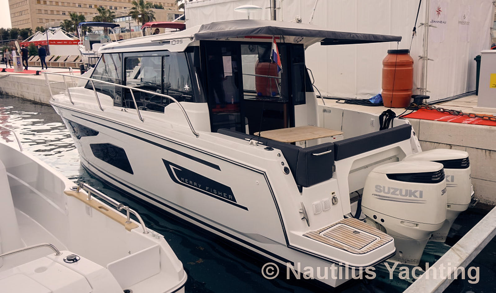 Merry Fisher 1095 - Boat Charter in Croatia