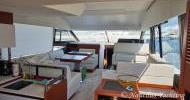 Prestige 520 fly - salon and galley