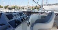 Swift Trawler 47 - flybridge komande